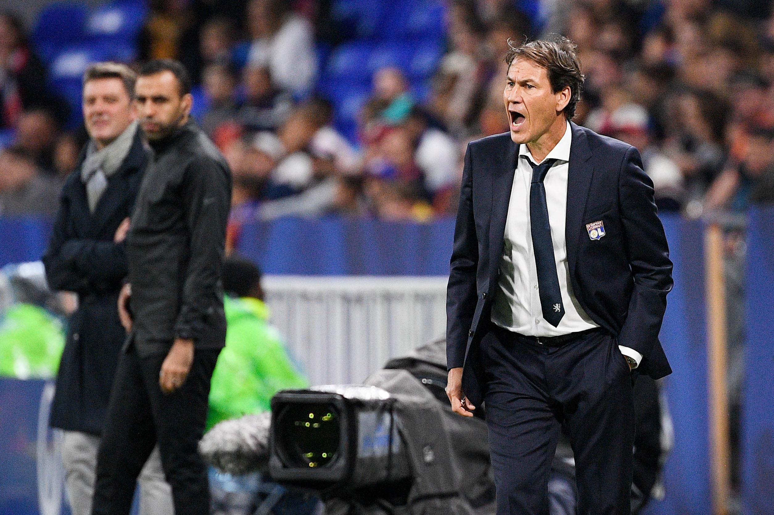 Football - Ligue 1 - Rudi Garcia, un long chemin vers la conquête de Lyon