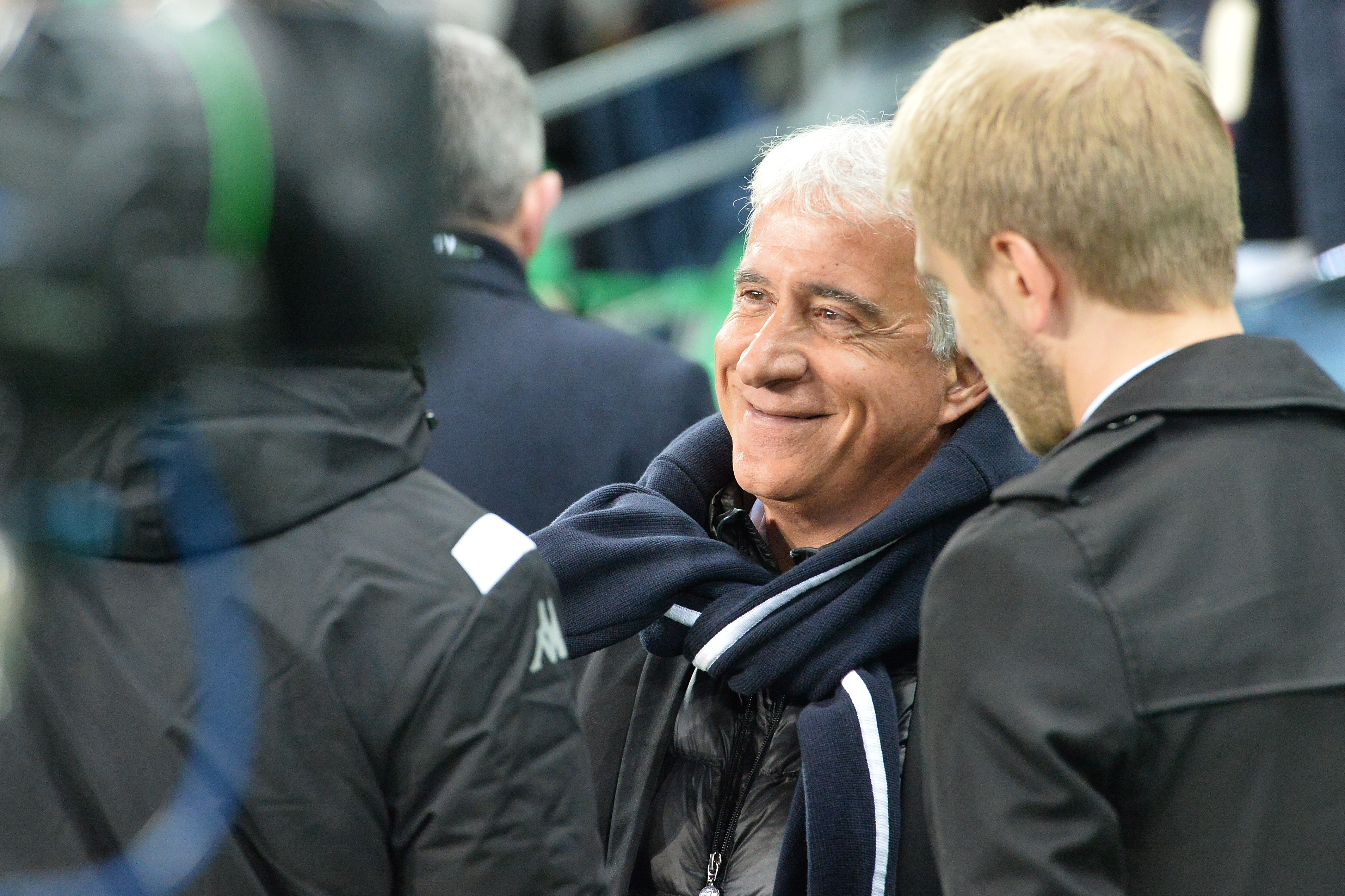 Football - Ligue 1 - Saint-Etienne : Bernard Caïazzo ne sait pas «si on va rejouer en 2020»