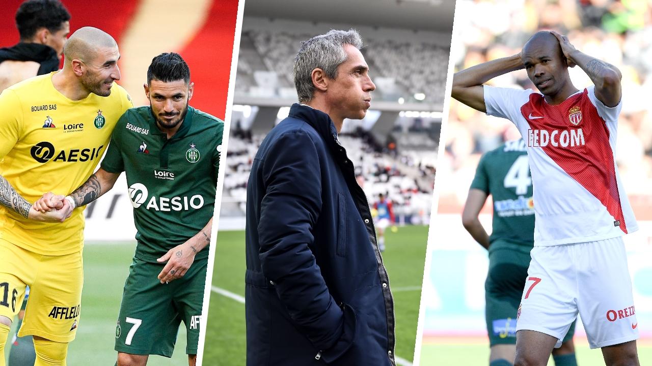 Football - Ligue 1 - Saint-Etienne, Bordeaux, Monaco : les stats à connaître avant la 36e journée de Ligue 1