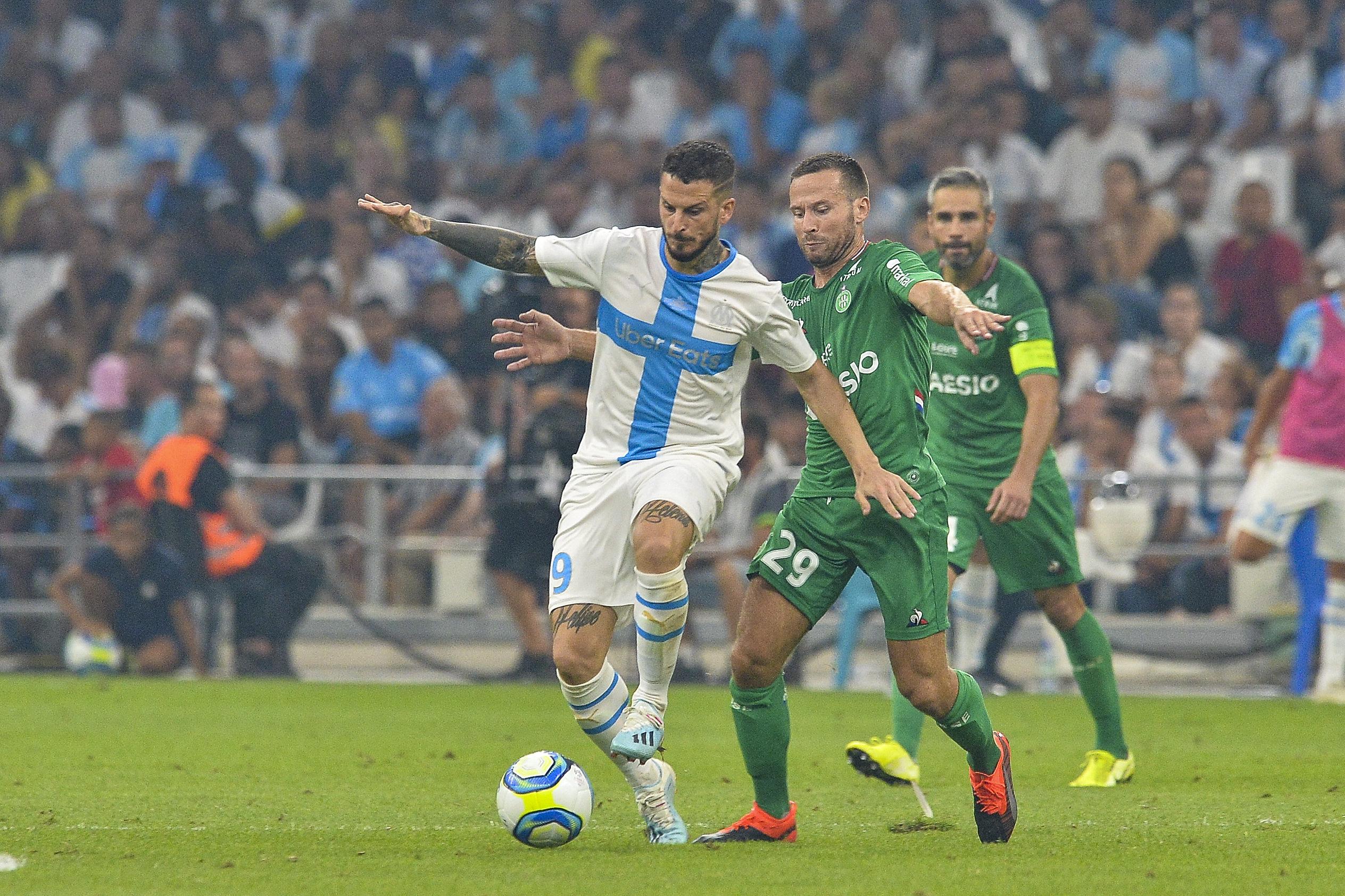 Football - Ligue 1 - Saint-Etienne et Marseille en quête de spectacle