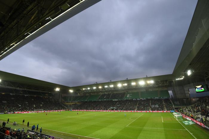 Football - Ligue 1 - Saint-Etienne sous pavillon émirati ?
