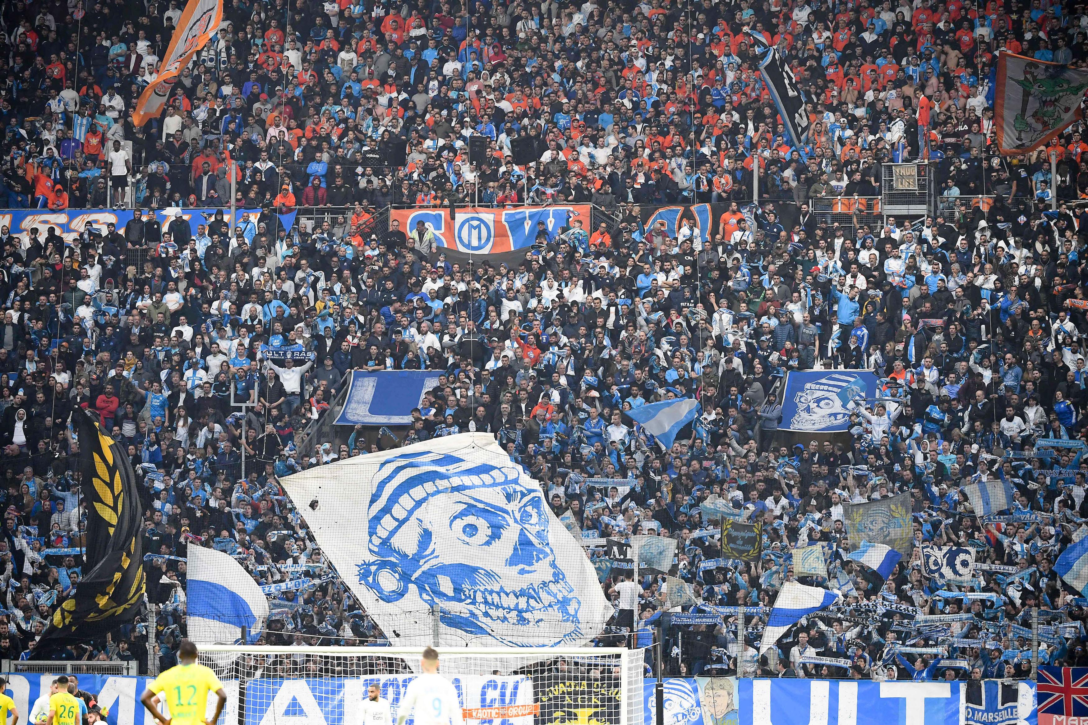 Football - Ligue 1 - Saison annulée : l'OM laisse ses supporters choisir entre dédommagement ou don