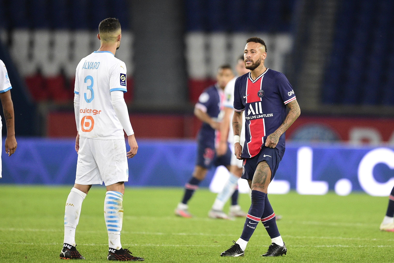 Football - Ligue 1 - «Singe de merde» : ce qu'aurait dit Alvaro à Neymar lors de PSG-OM