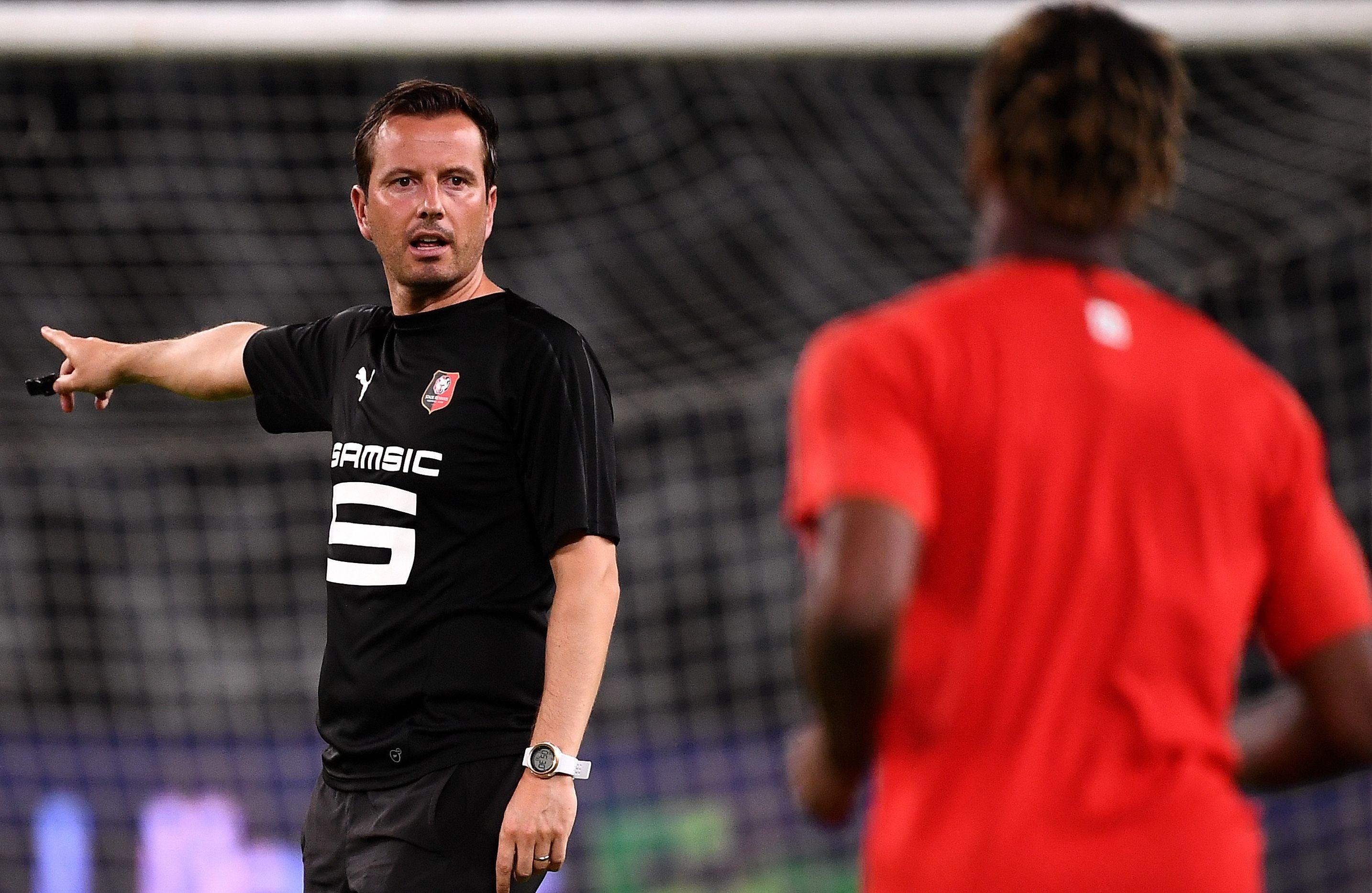 Football - Ligue 1 - Stéphan avant le Trophée des champions : «Le PSG est ultra favori»
