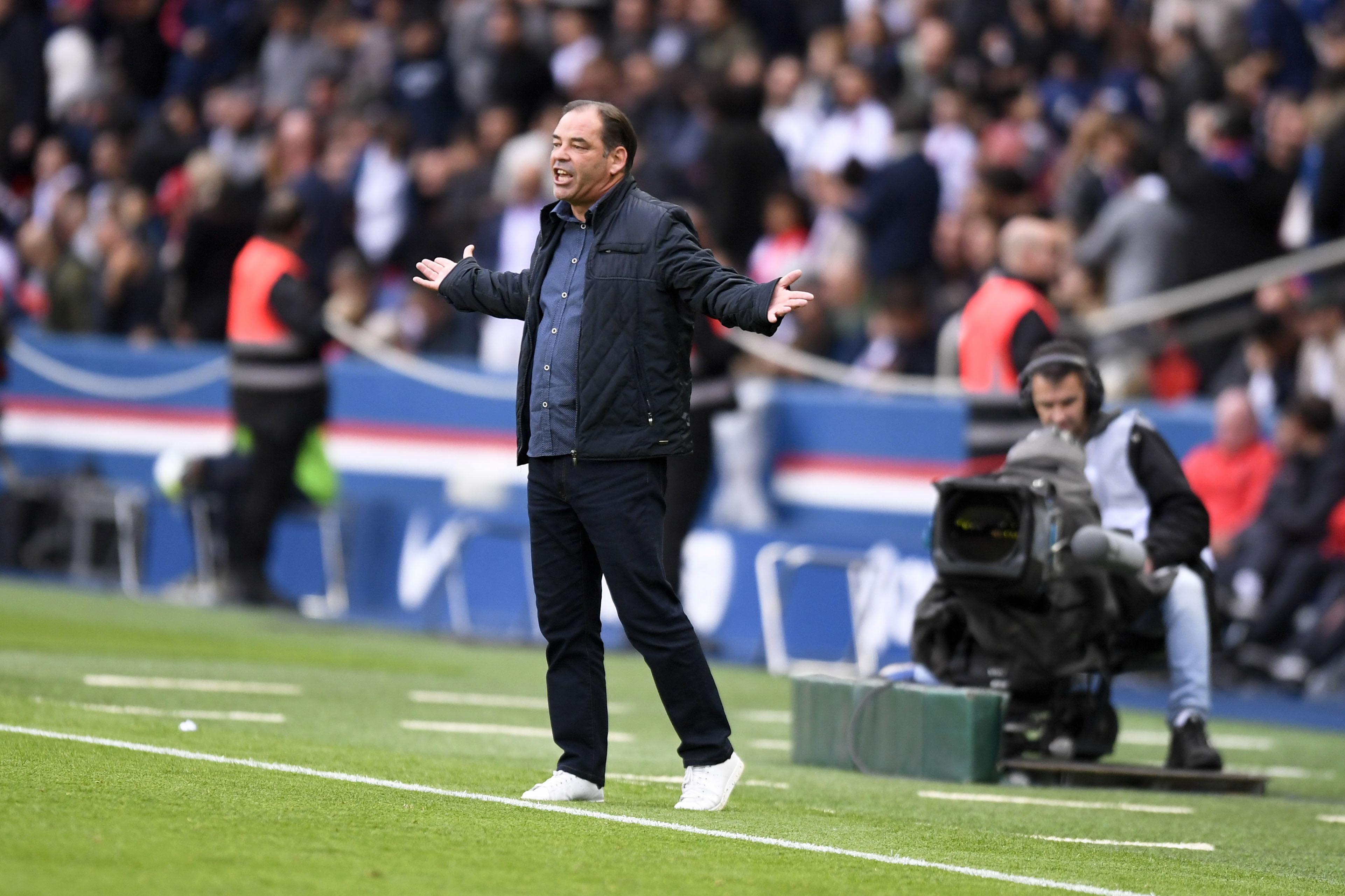 Football - Ligue 1 - Stéphane Moulin après PSG-Angers : «Une petite fessée mais...»