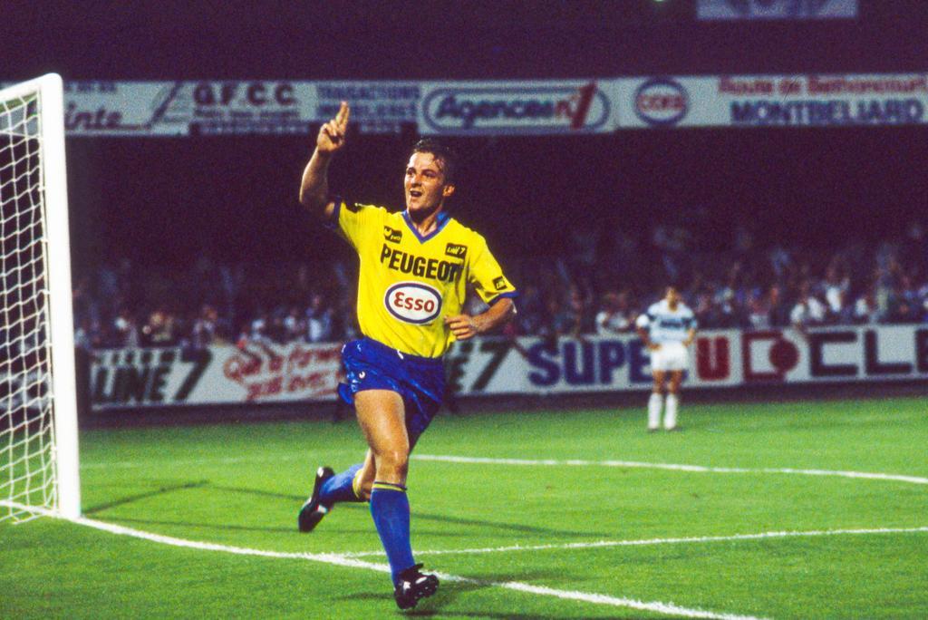 Football - Ligue 1 - Stéphane Paille, une carrière en dix images
