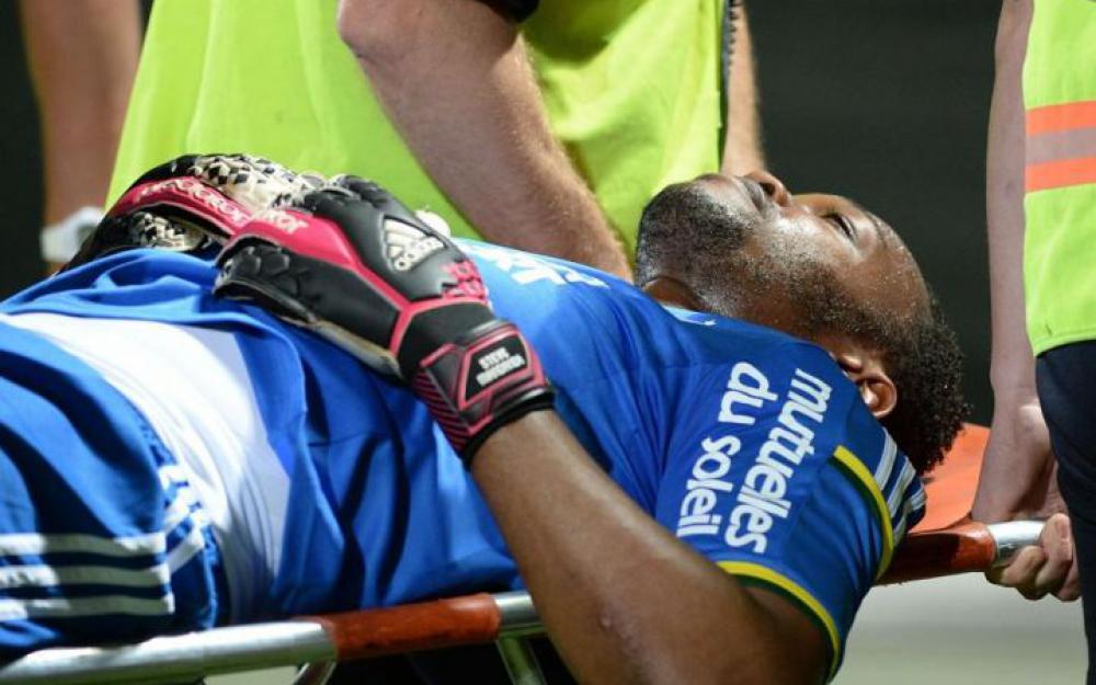 Football - Ligue 1 - Le jour où Steve Mandanda «aurait pu être tétraplégique»