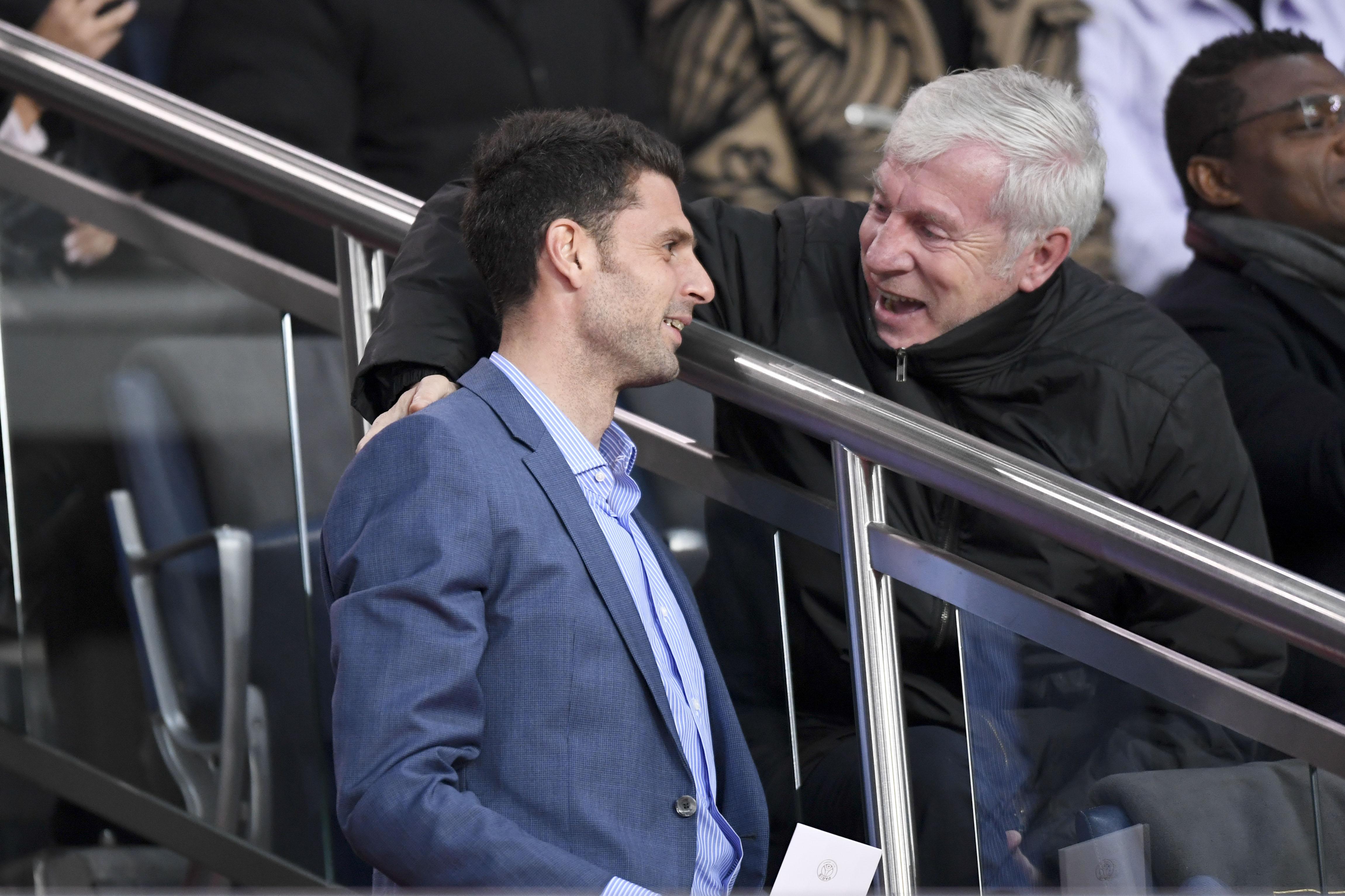Football - Ligue 1 - Thiago Motta futur entraîneur du PSG après Tuchel ?