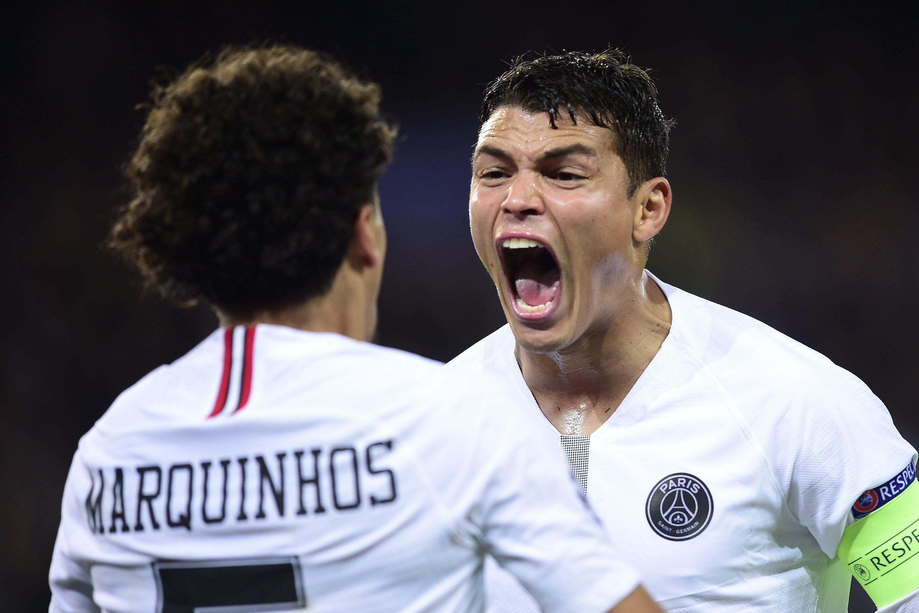 Football - Ligue 1 - Thiago Silva se sent «dans la meilleure forme» de sa carrière