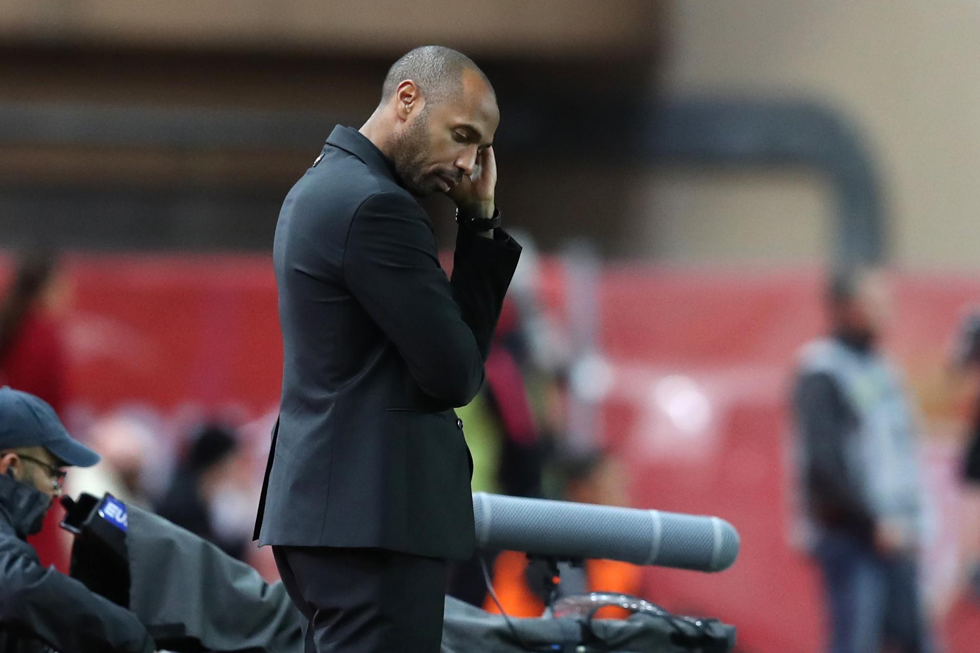 Football - Ligue 1 - Thierry Henry ironise après Monaco-PSG : «Je vais voir si je peux prendre une licence»