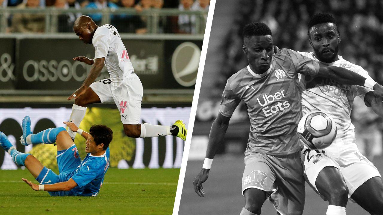 Football - Ligue 1 - Tops/Flops Amiens-OM : Kakuta éclaire, Sarr déçoit