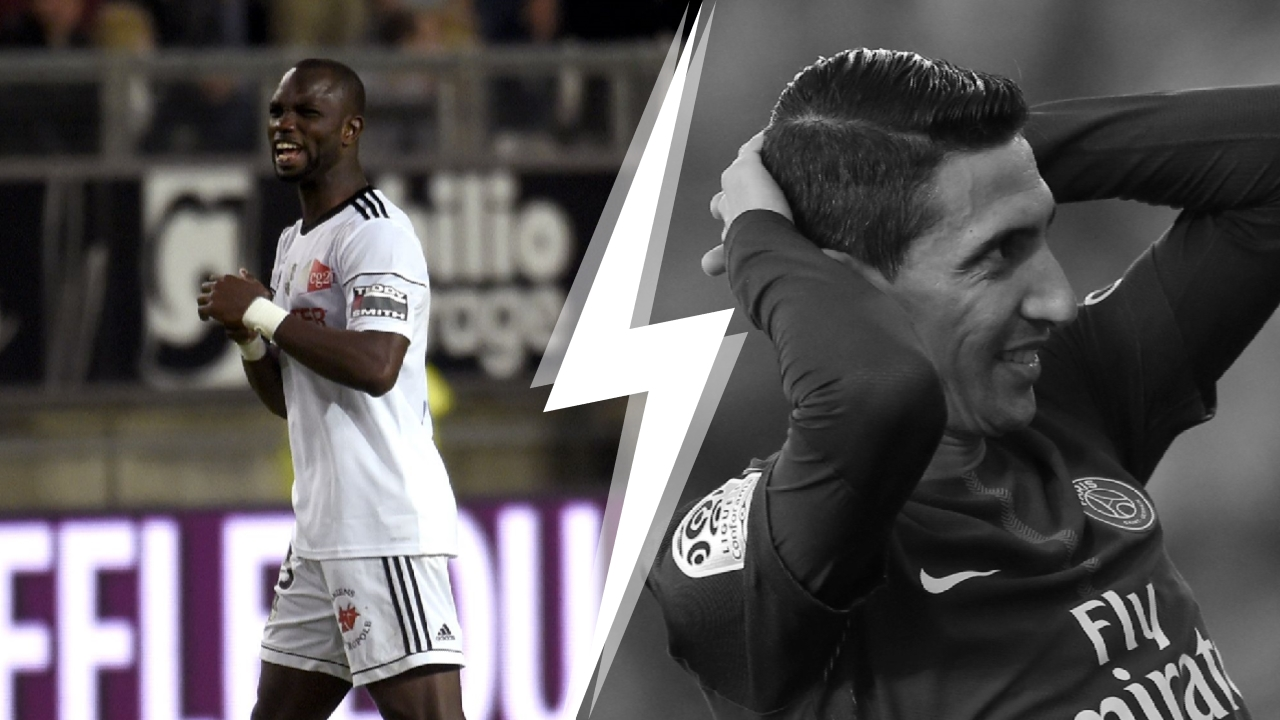 Football - Ligue 1 - Tops/Flops Amiens-PSG : Konaté sauve Amiens, Paris toujours aussi inconstant