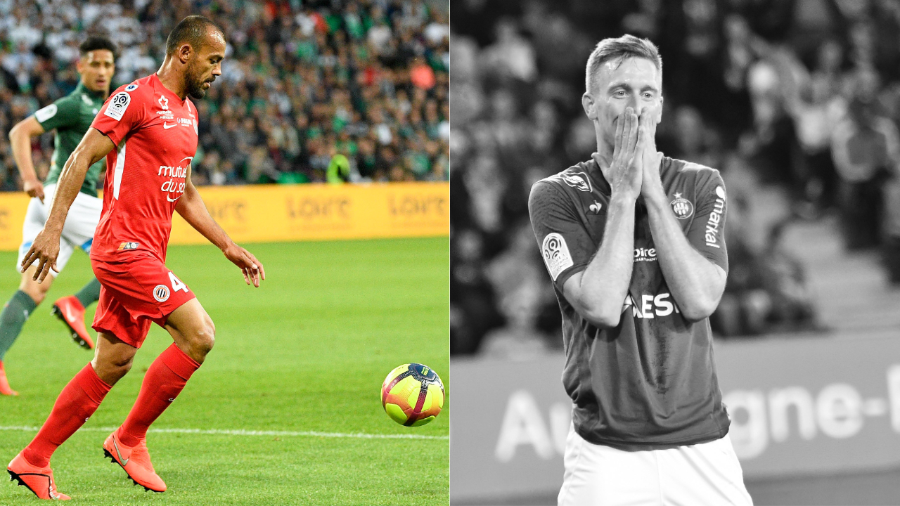 Football - Ligue 1 - Tops/Flops ASSE-Montpellier : Hilton en patron, Beric invisible