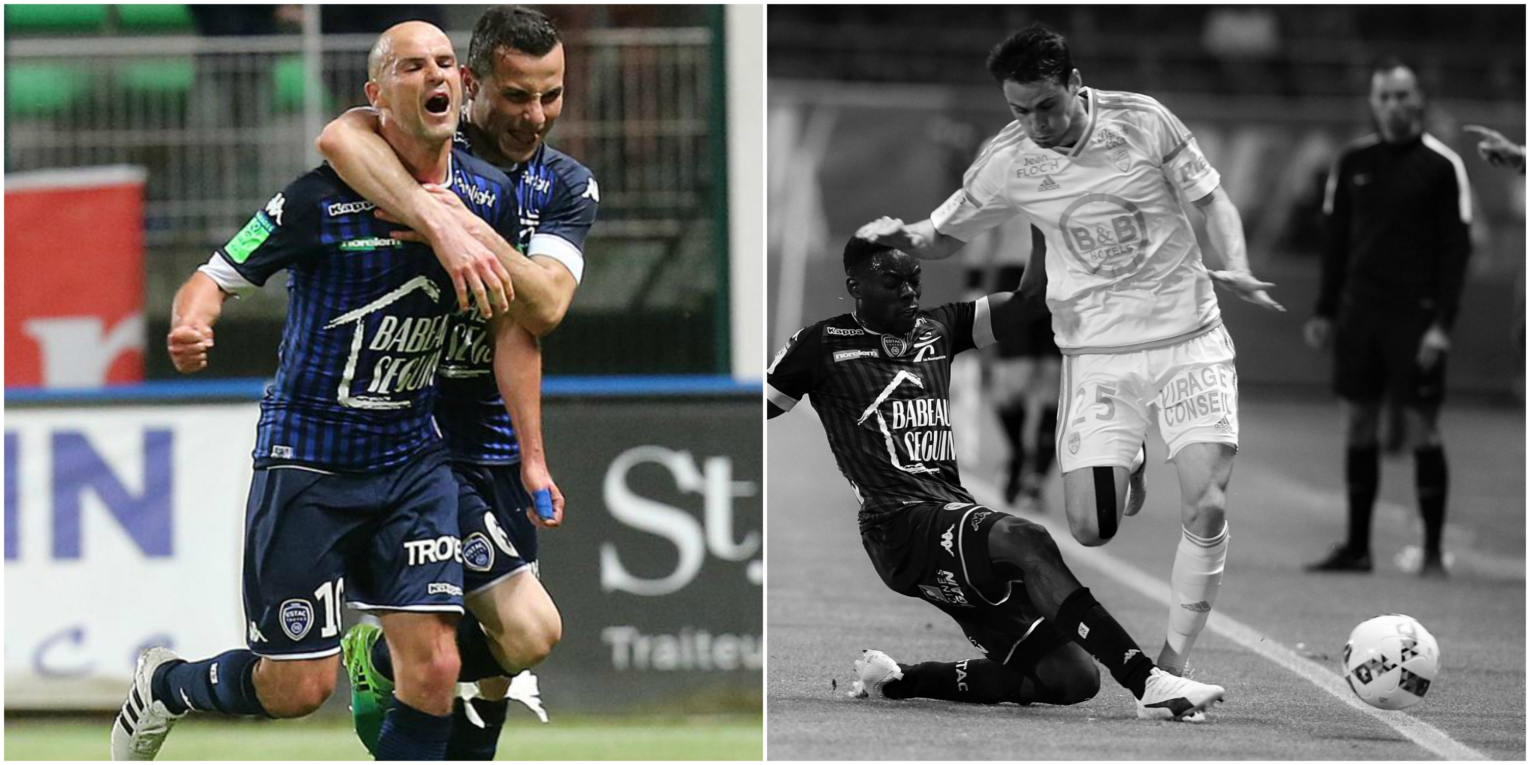 Football - Ligue 1 - Tops/Flops barrage L1-L2 : Nivet est inoxydable, le Goff est coupable