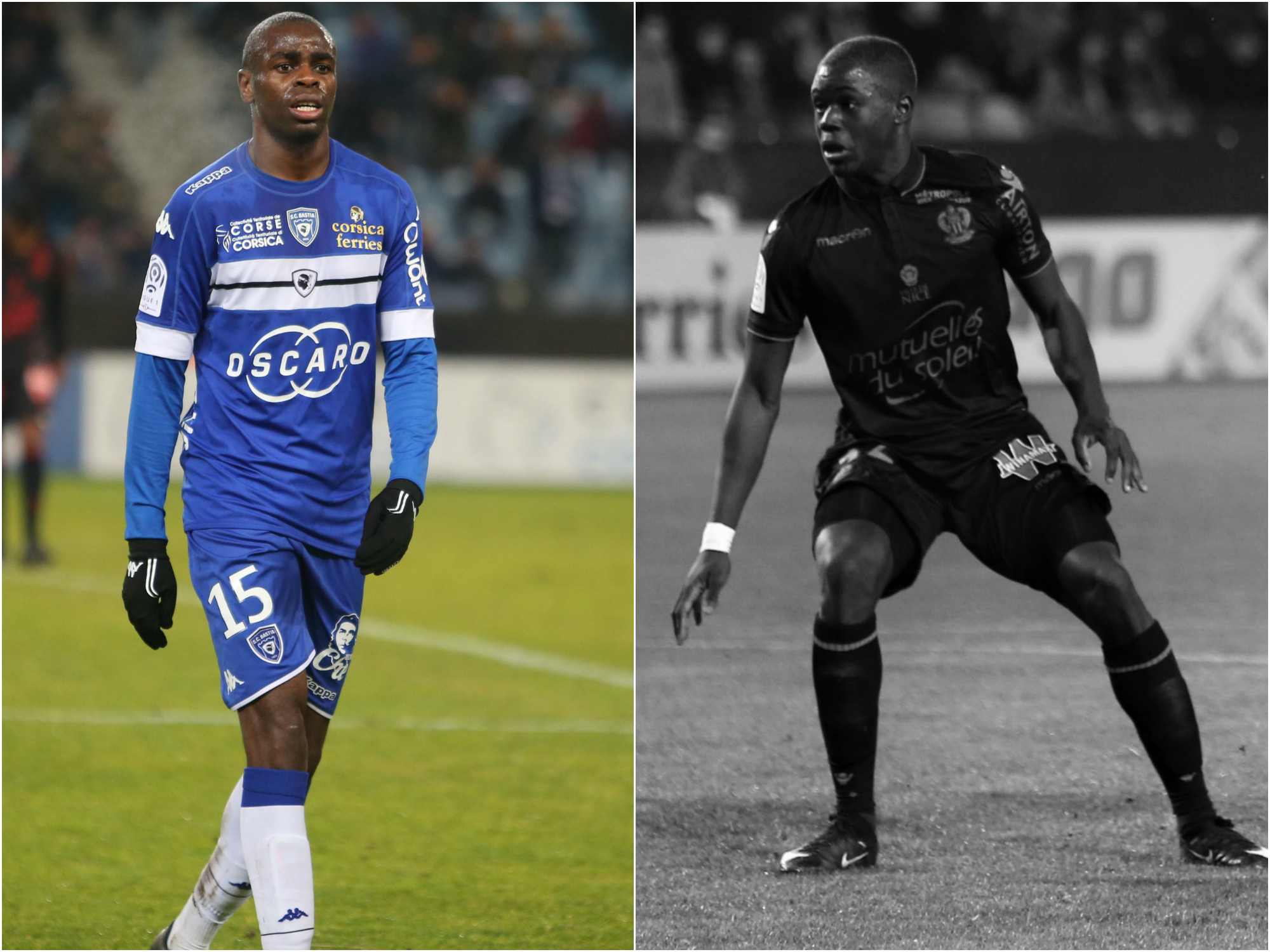Football - Ligue 1 - Tops/Flops Bastia-Nice : Oniangue soigne sa première, Sarr en perdition