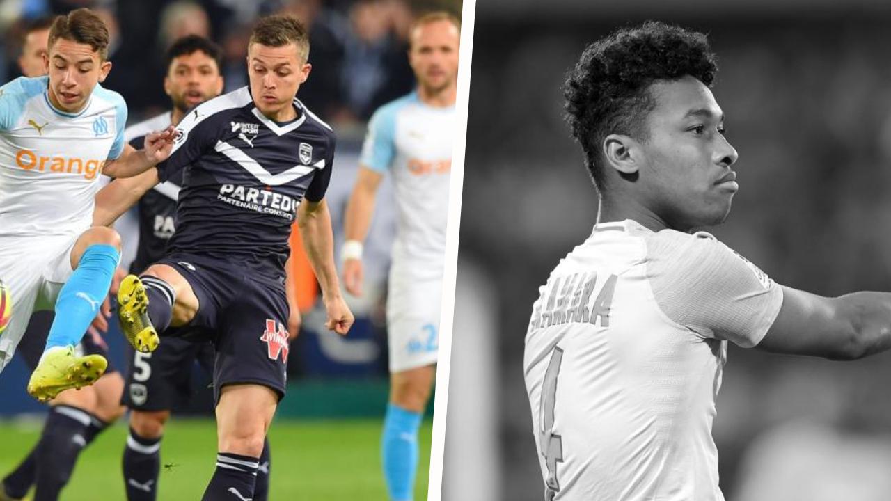 Football - Ligue 1 - Tops/Flops Bordeaux-Marseille : De Préville dans tous les bons coups, Kamara sombre