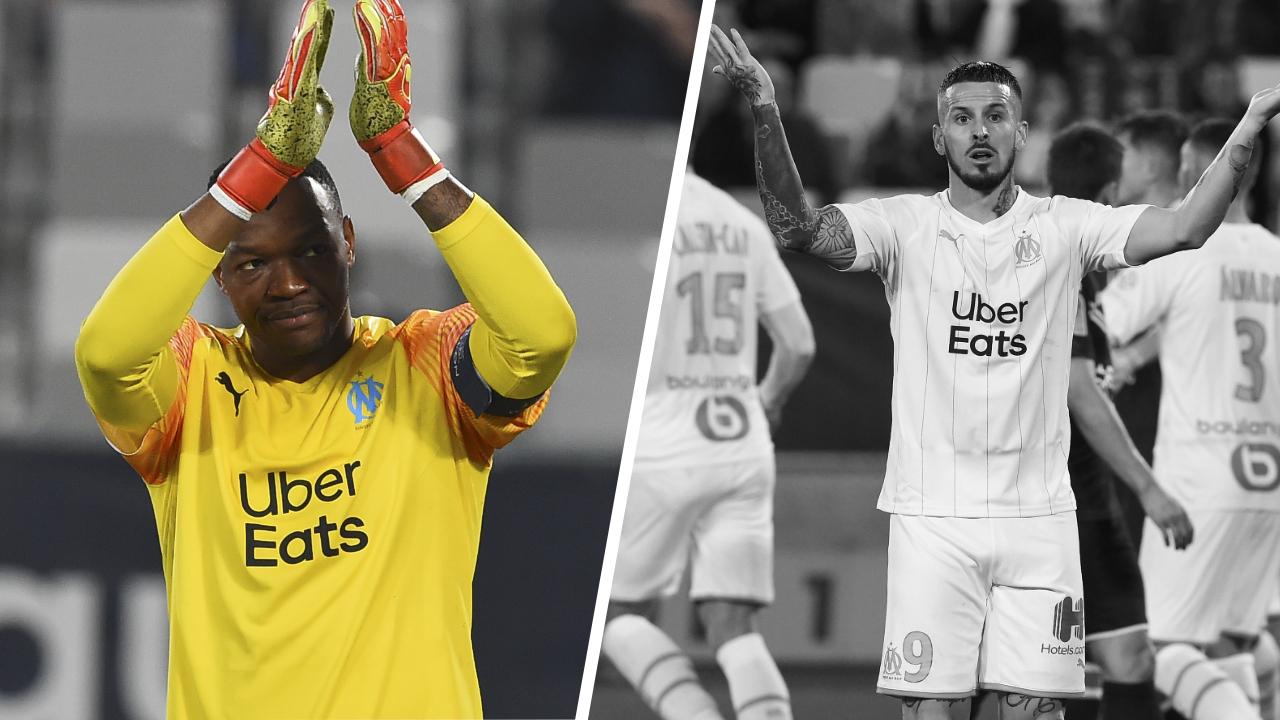 Football - Ligue 1 - Tops/Flops Bordeaux-Marseille : Mandanda encore décisif, Benedetto fantomatique