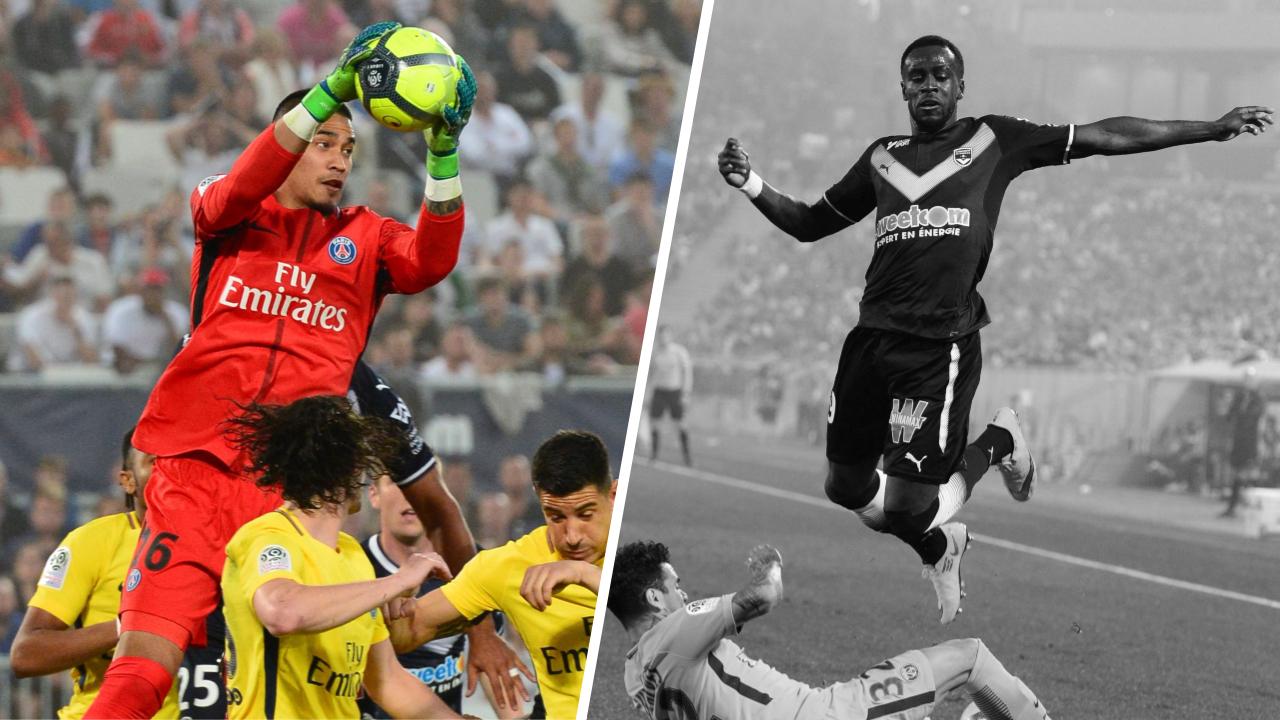 Football - Ligue 1 - Tops/Flops Bordeaux-PSG : Areola le voltigeur, Bordeaux pas réaliste