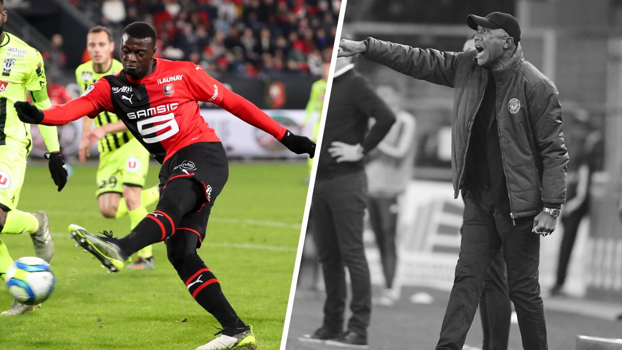 Football - Ligue 1 - Tops/Flops de la soirée de Ligue 1 : Niang et Rennes en trombe, Toulouse ne répond plus
