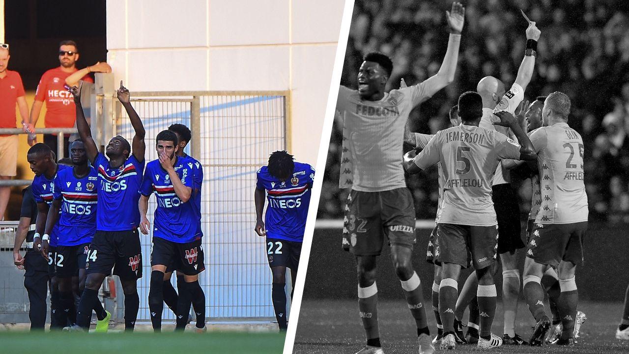 Football - Ligue 1 - Tops/Flops de la soirée de Ligue 1 : Cyprien et les Aiglons enchaînent, Monaco prend l'eau