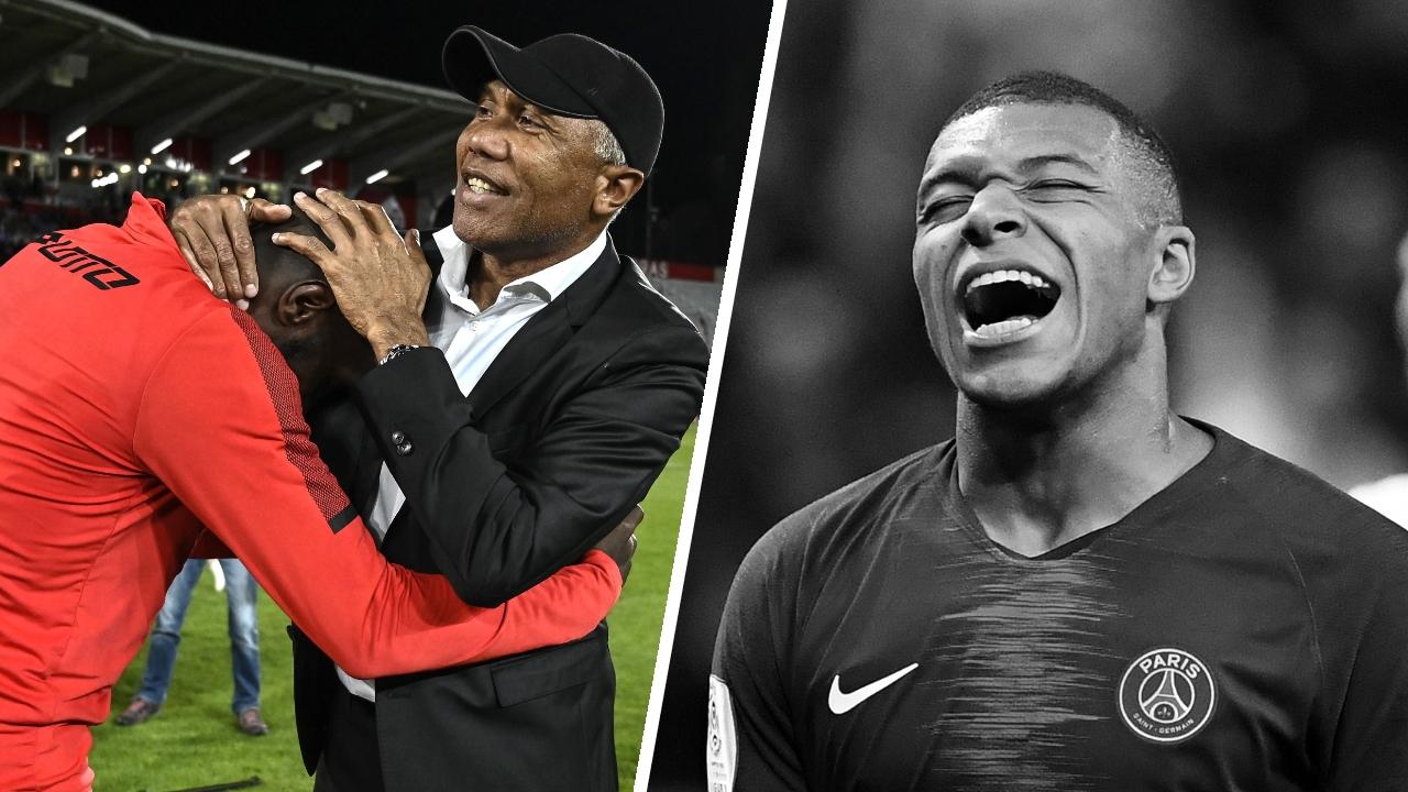 Football - Ligue 1 - Tops/Flops de la soirée de Ligue 1 : Dijon arrache les barrages, le PSG finit mal