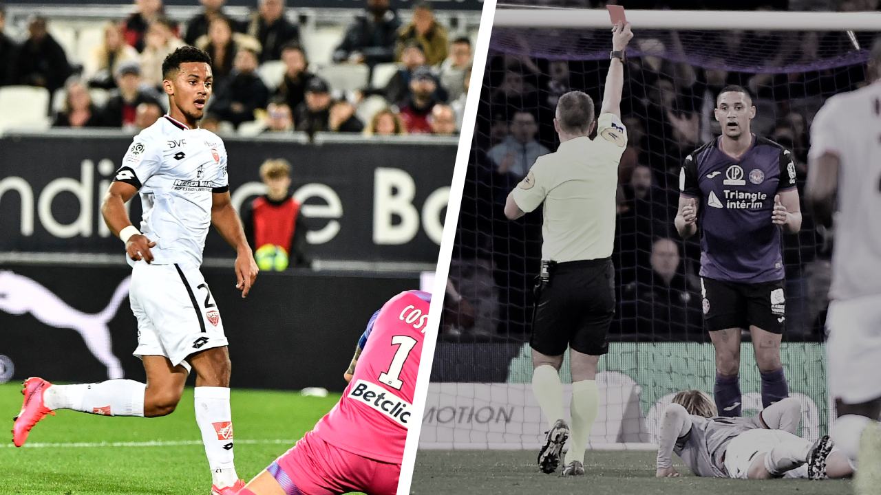 Football - Ligue 1 - Tops/Flops de la soirée de Ligue 1 : Le doublé de Chouiar, Toulouse dans le rouge