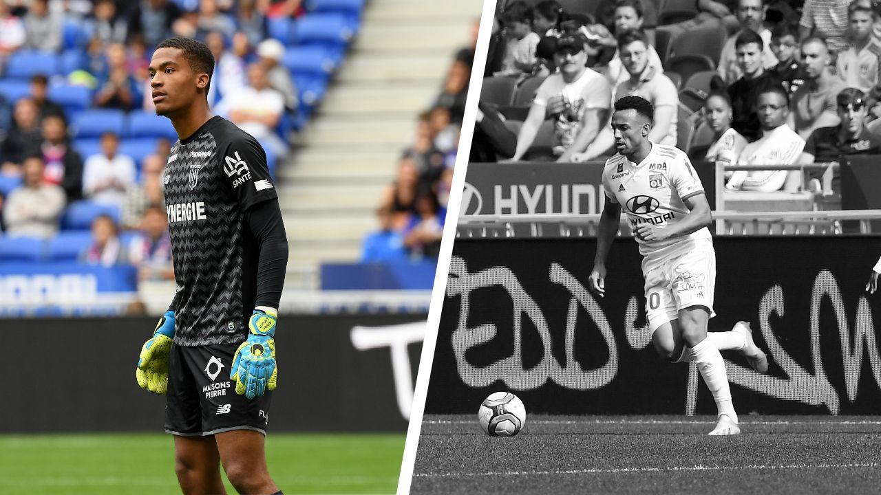 Football - Ligue 1 - Tops/Flops de Lyon-Nantes : Lafont intraitable, Marçal maladroit