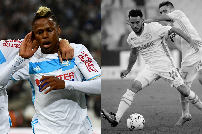 Football - Ligue 1 - Tops/flops de Marseille-Nantes : Gomis-Njié au top, des Canaris trop limités