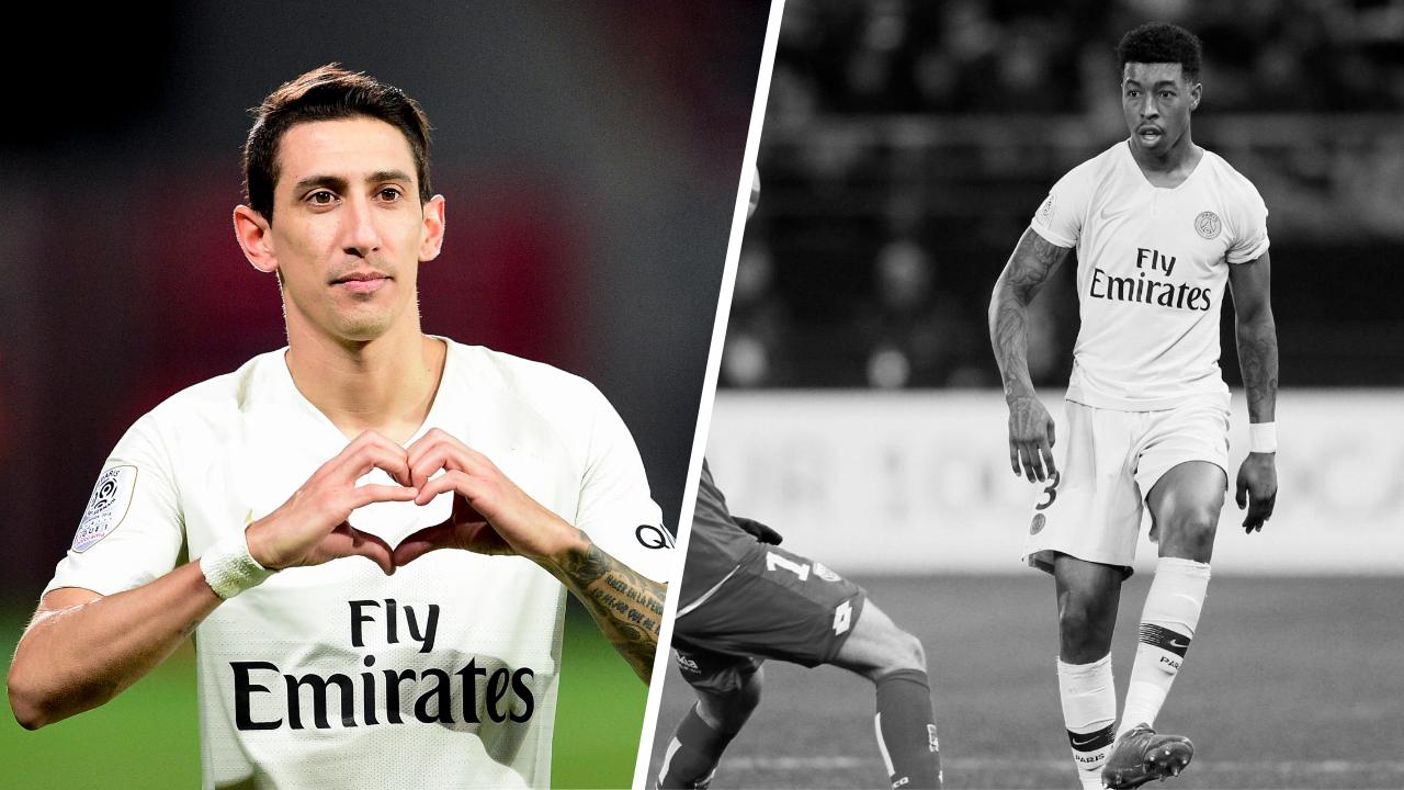 Football - Ligue 1 - Tops/Flops Dijon-PSG : Di Maria garde la cadence, Kimpembe n'a pas digéré