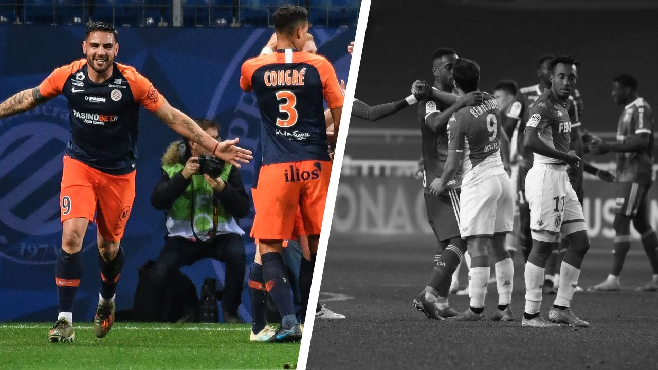 Tops/Flops du Multiplex de Ligue 1 : Montpellier à l'heure de l'Europe, Monaco coule