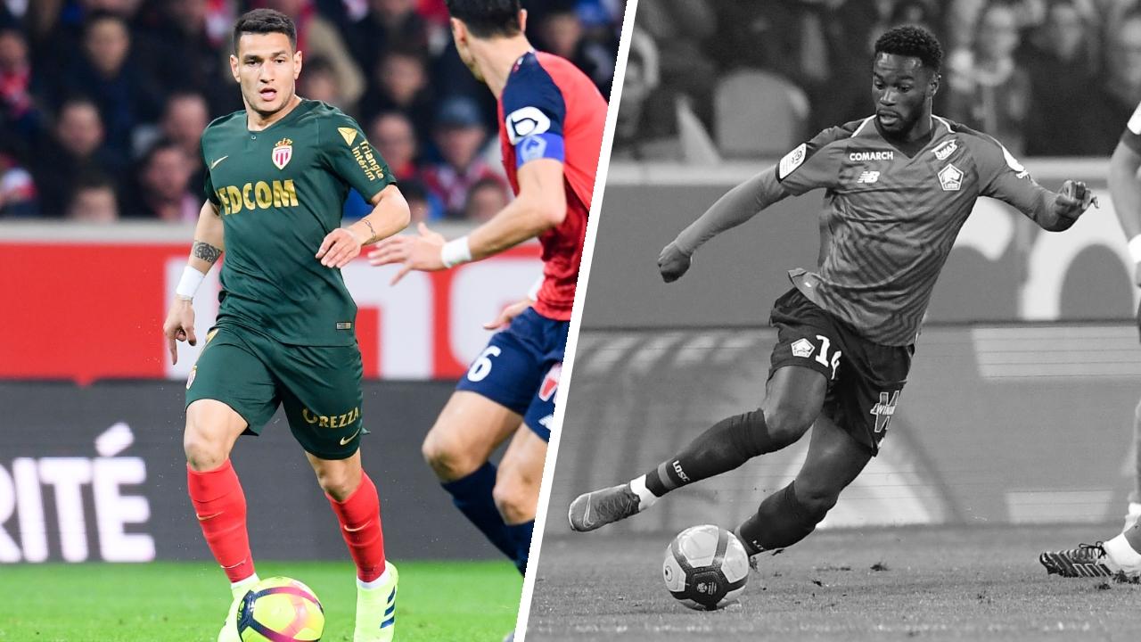 Football - Ligue 1 - Tops/Flops Lille-Monaco : Rony Lopes déroutant, Bamba a tout raté