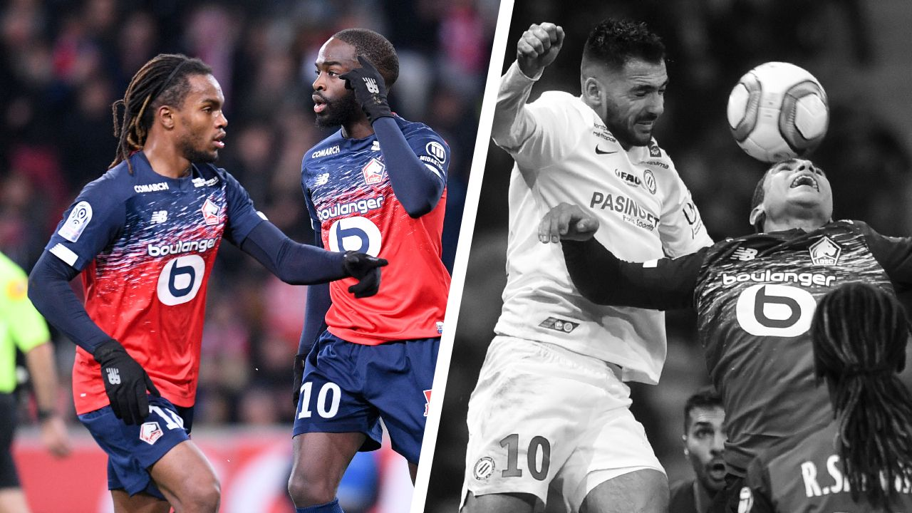 Football - Ligue 1 - Tops/Flops Lille-Montpellier : Renato Sanches flambe, Laborde se noie