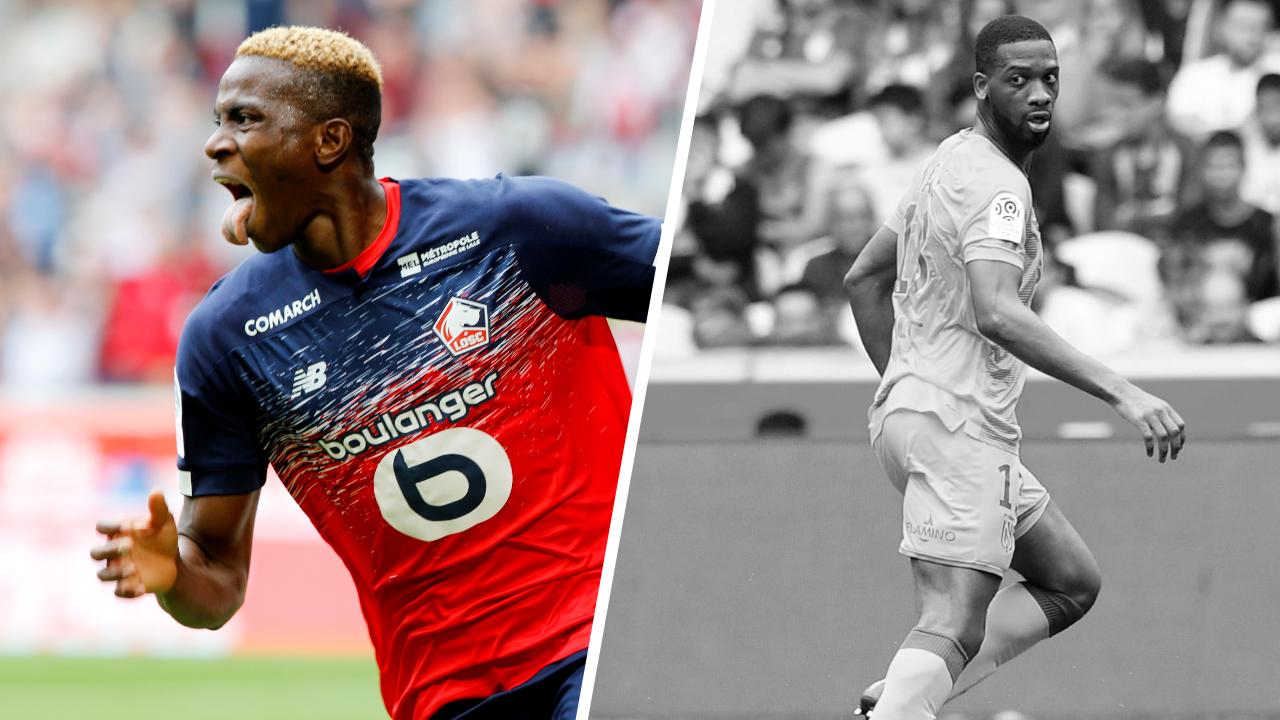 Football - Ligue 1 - Tops/Flops Lille-Nantes : Osimhen déjà sauveur, Wagué doublement fautif