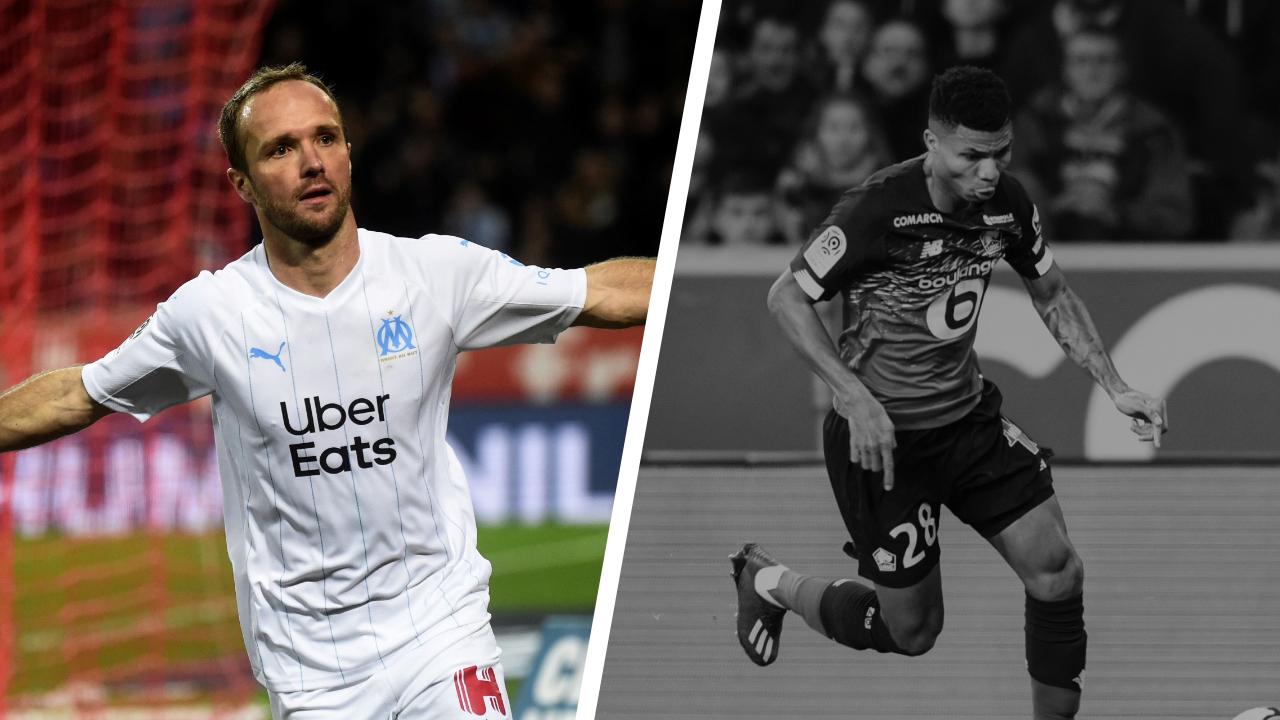Football - Ligue 1 - Tops/Flops Lille-OM : Germain décisif, Reinildo dépassé