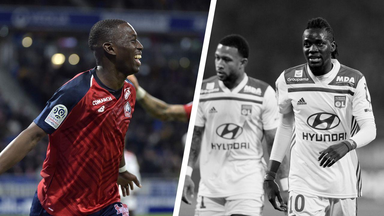 Football - Ligue 1 - Tops/Flops Lyon-Lille : Soumaré se révèle, Traoré plonge