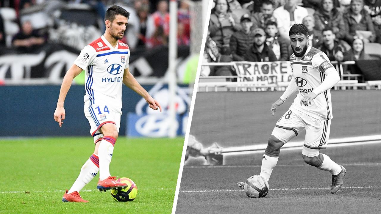 Football - Ligue 1 - Tops/Flops Lyon-Montpellier : Dubois excellent joker, Fekir dans un mauvais jour