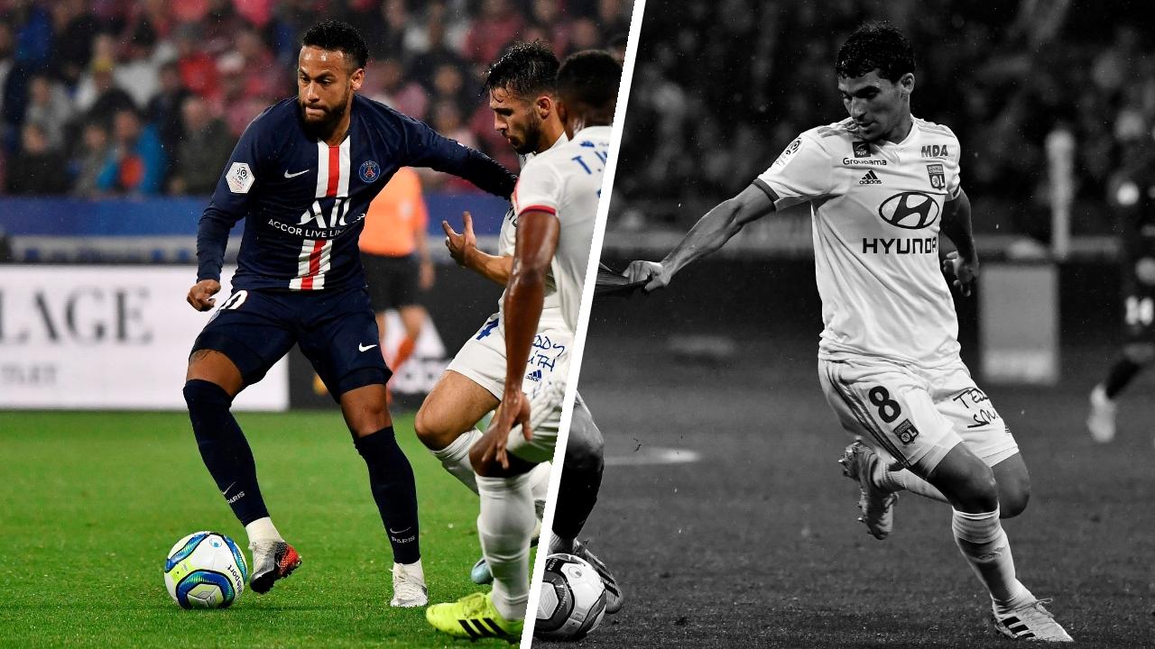 Football - Ligue 1 - Tops/flops Lyon-PSG : Neymar frappe encore, l'OL ne méritait pas mieux
