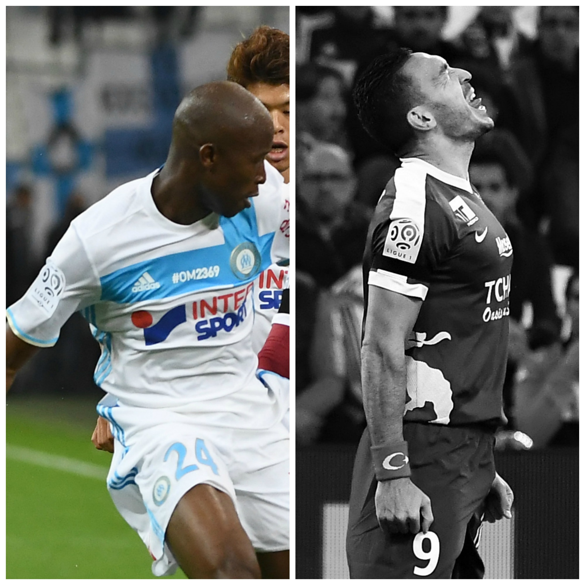 Football - Ligue 1 - Marseille-Metz : Fanni ce taulier, Erding ce boulet