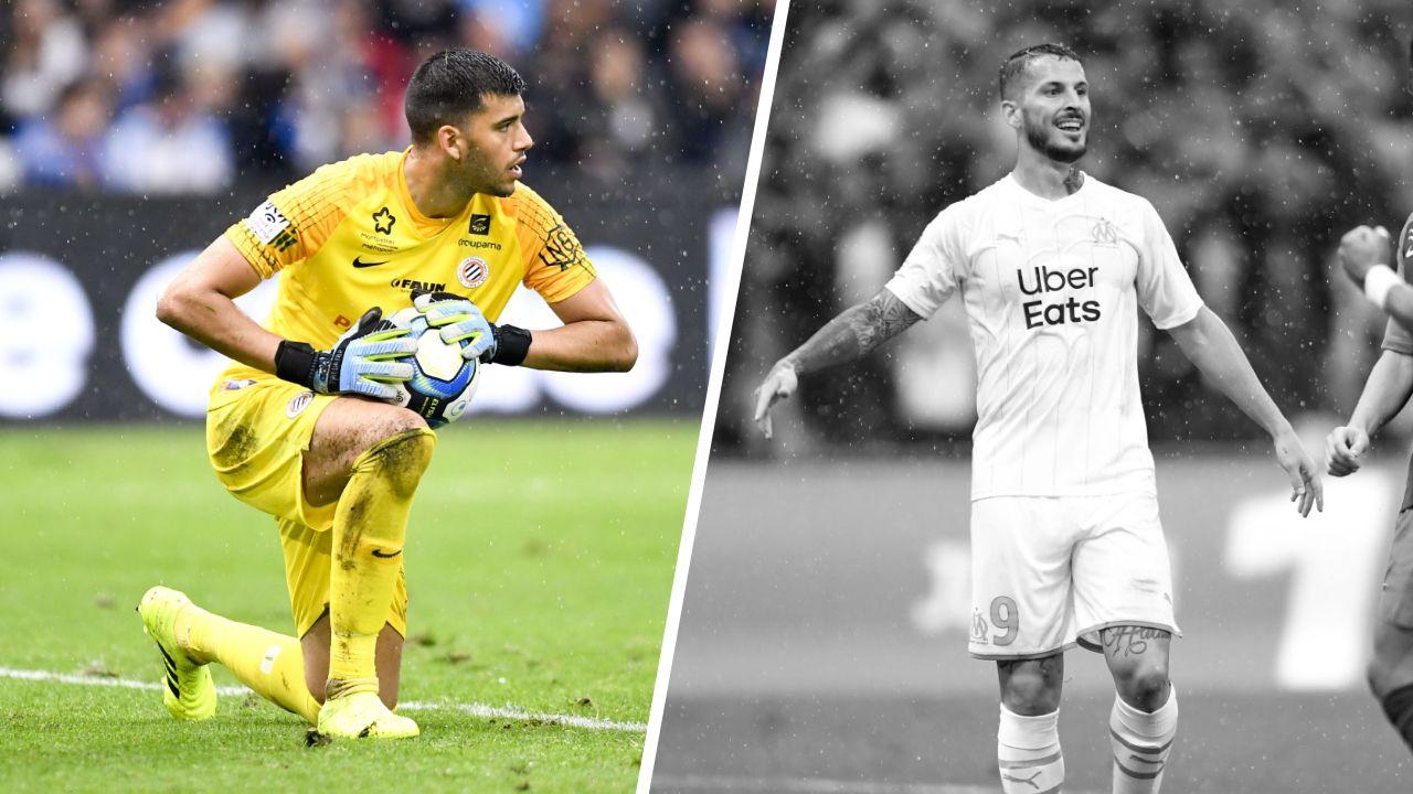 Football - Ligue 1 - Tops/flops Marseille-Montpellier : Rulli irréprochable, l'OM a trop gâché