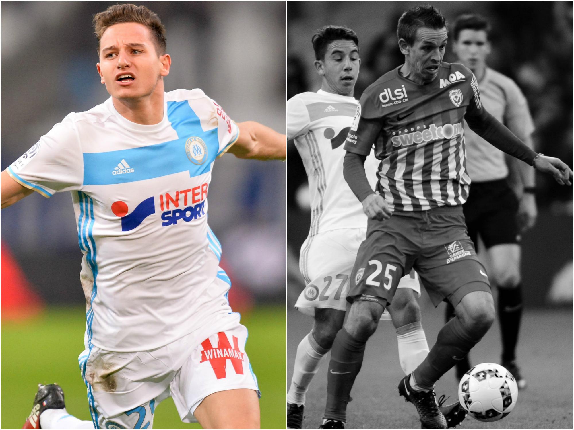 Football - Ligue 1 - Tops/Flops Marseille-Nancy : Virevoltant Thauvin, désolants Nancéiens