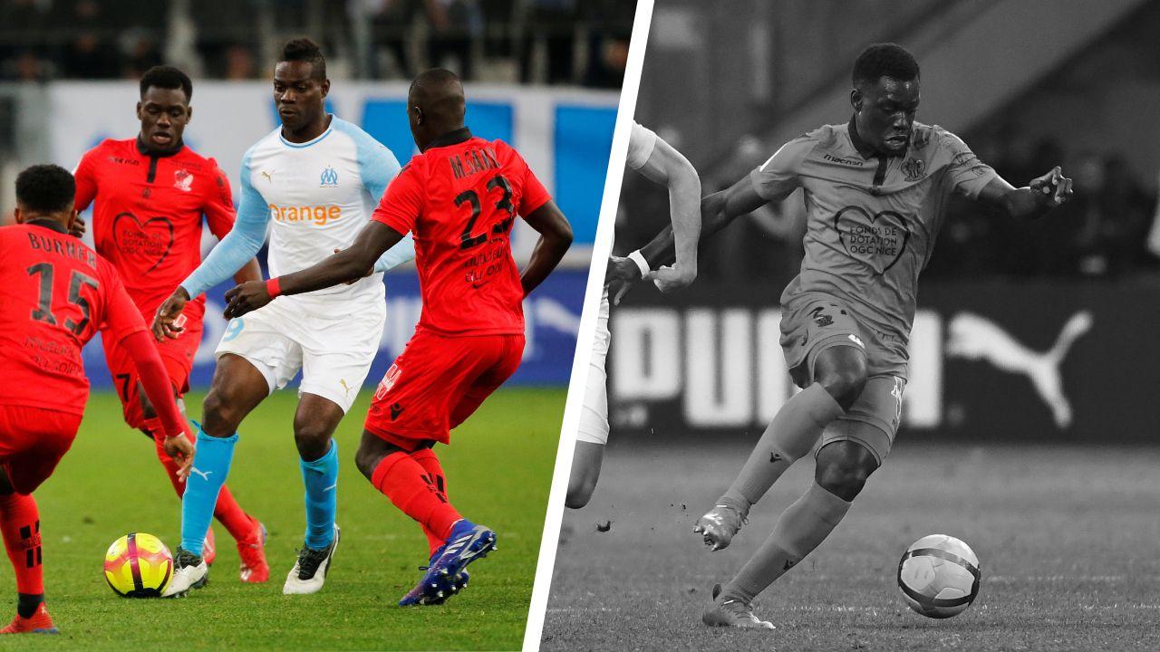 Football - Ligue 1 - Tops/flops Marseille-Nice : inarrêtable Balotelli, des Aiglons encore inoffensifs