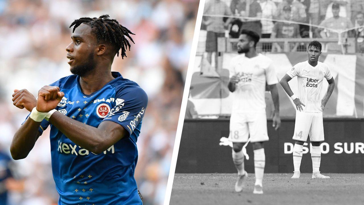 Football - Ligue 1 - Tops/flops Marseille-Reims : Dia s'est régalé, l'OM hors sujet