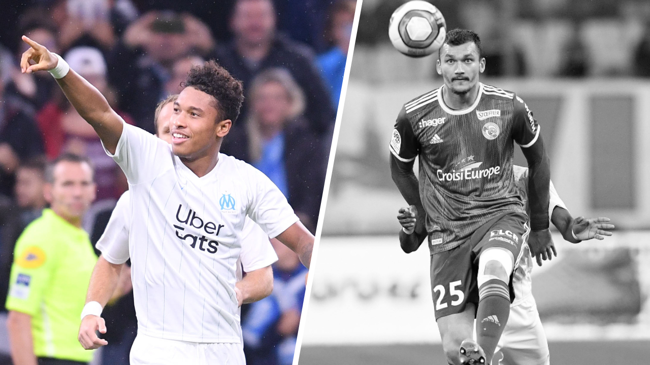 Football - Ligue 1 - Tops/flops Marseille-Strasbourg : Kamara décisif, le Racing inoffensif