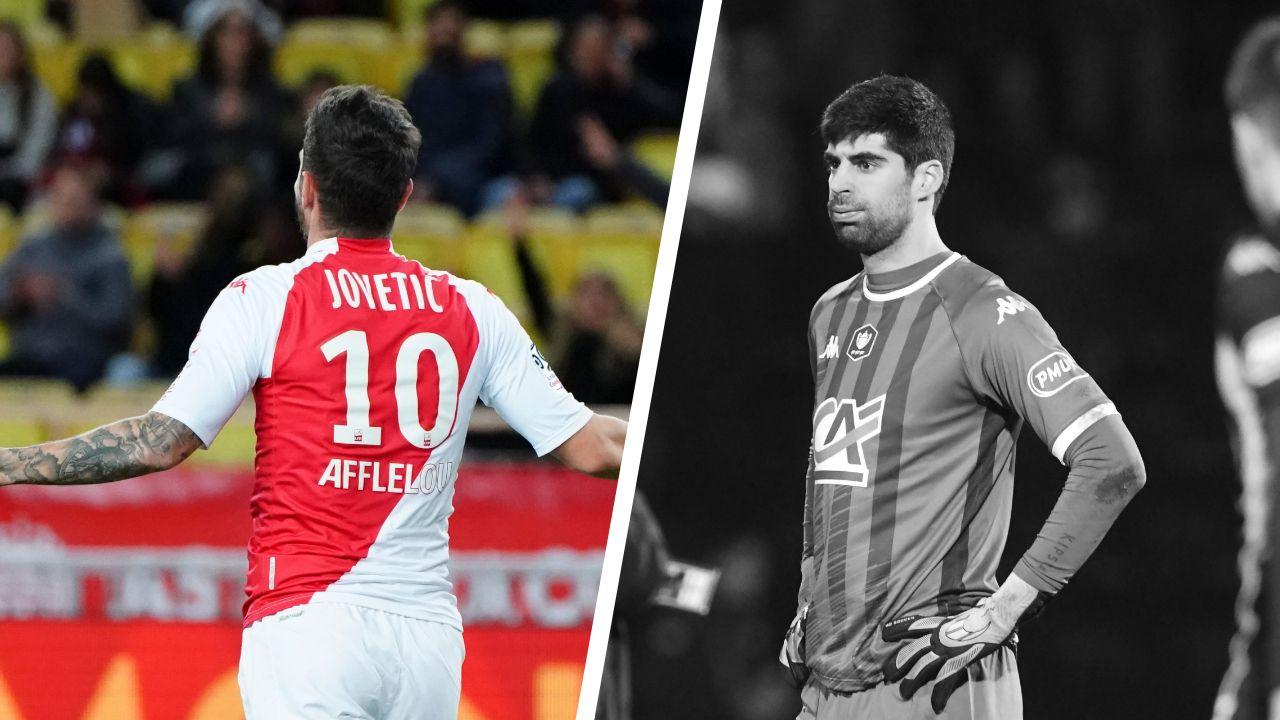 Football - Ligue 1 - Tops/flops Monaco-Angers : Jovetic décisif, Petkovic fautif