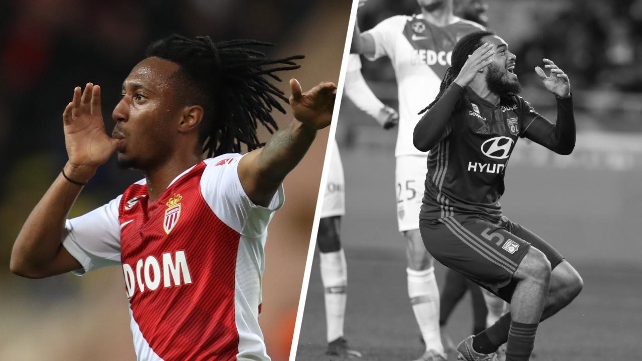 Football - Ligue 1 - Tops/Flops Monaco-Lyon : Gelson Martins encore déterminant, Lyon de nouveau inconstant
