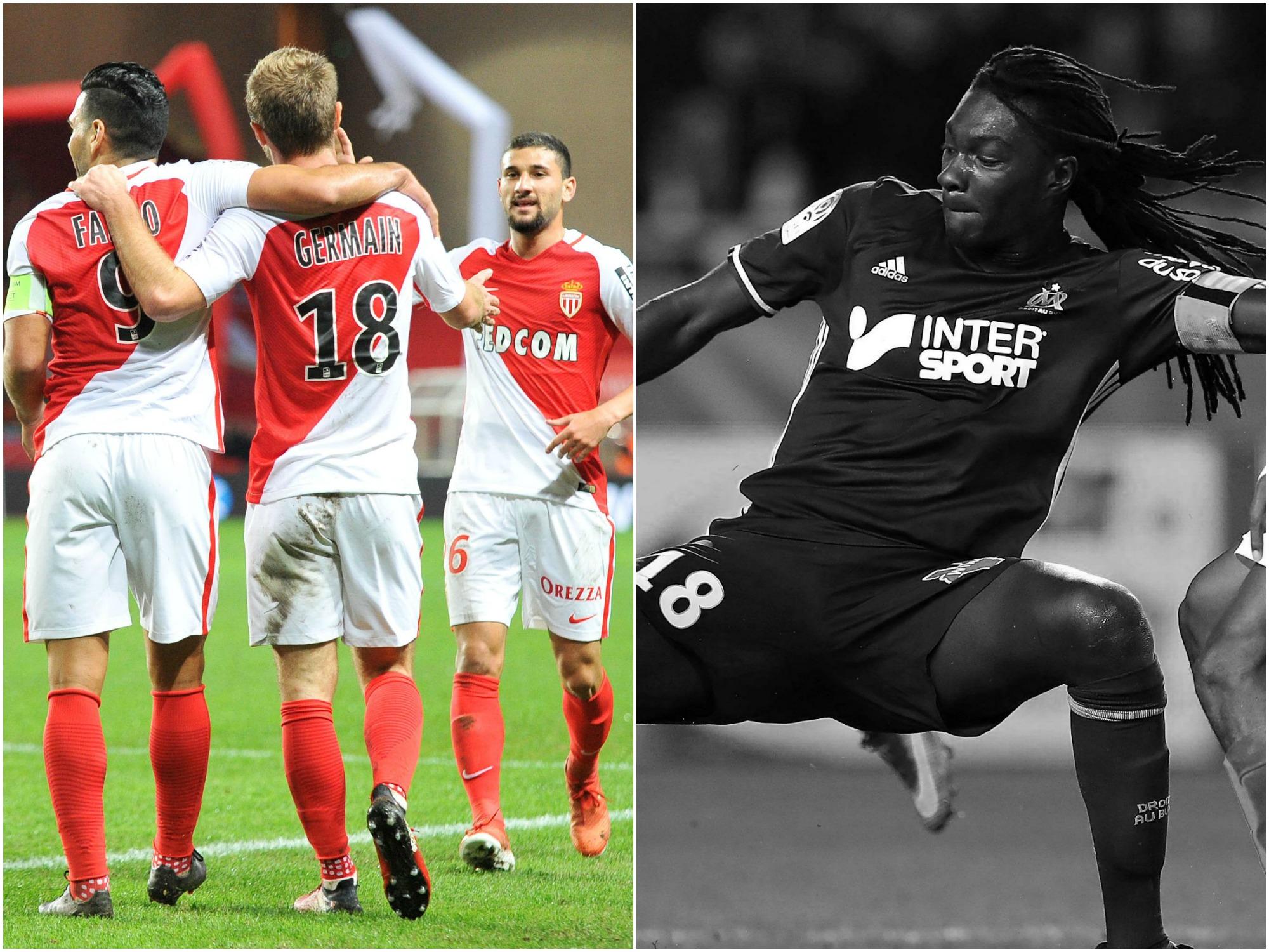 Football - Ligue 1 - Tops/Flops Monaco-Marseille : les magiciens de l'ASM, les «boulets» de l'OM