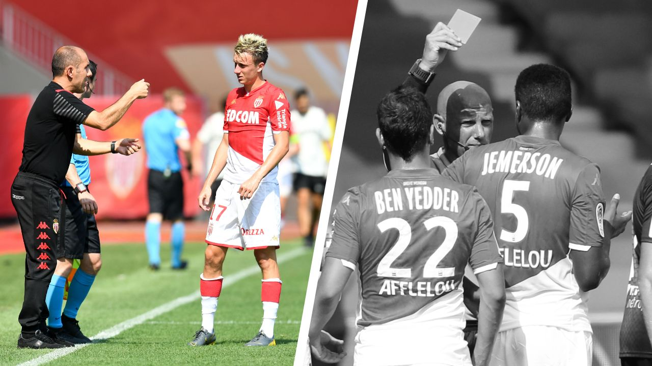 Football - Ligue 1 - Tops/Flops Monaco-Nîmes : Golovin brille, Jemerson sombre