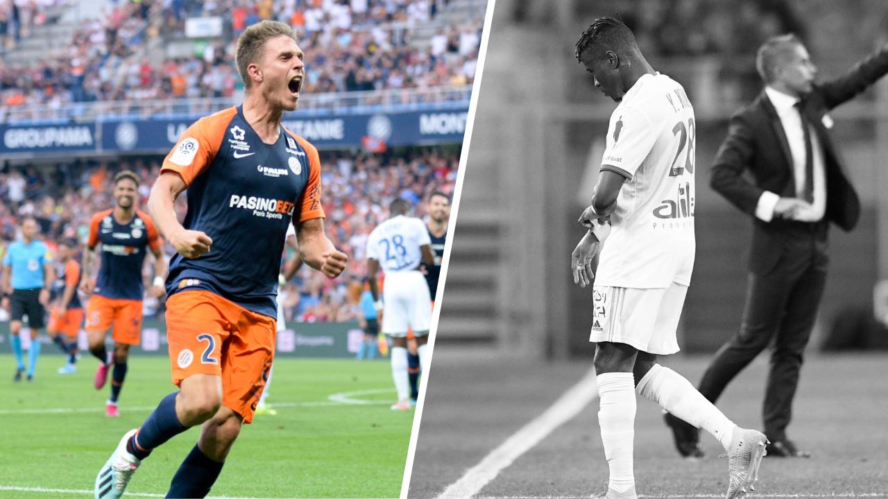 Football - Ligue 1 - Tops/Flops Montpellier-OL : Le bijou de Souquet, Koné a eu tout faux