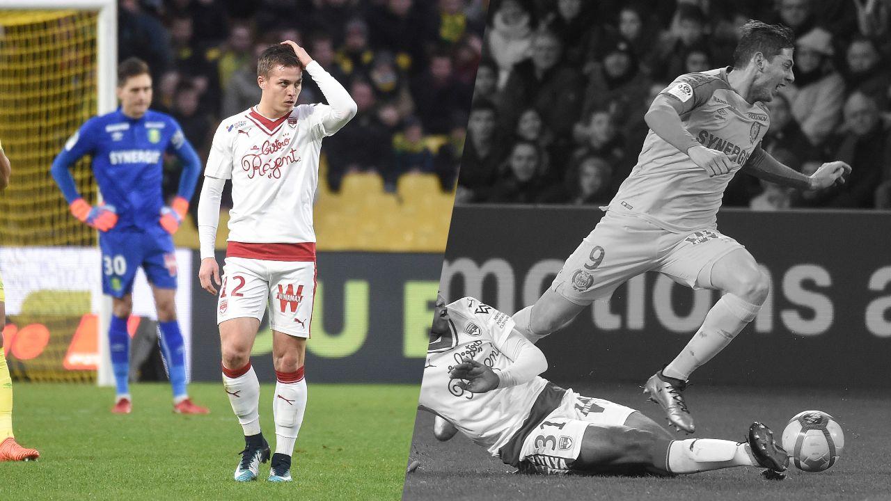 Football - Ligue 1 - Tops/Flops Nantes-Bordeaux : Un De Préville décisif, Sala inexistant