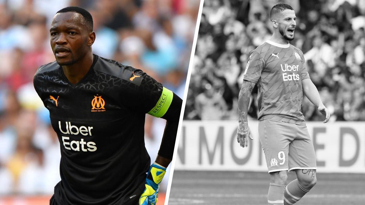 Football - Ligue 1 - Tops/Flops Nantes-OM : Mandanda en sauveur, Benedetto sans saveur